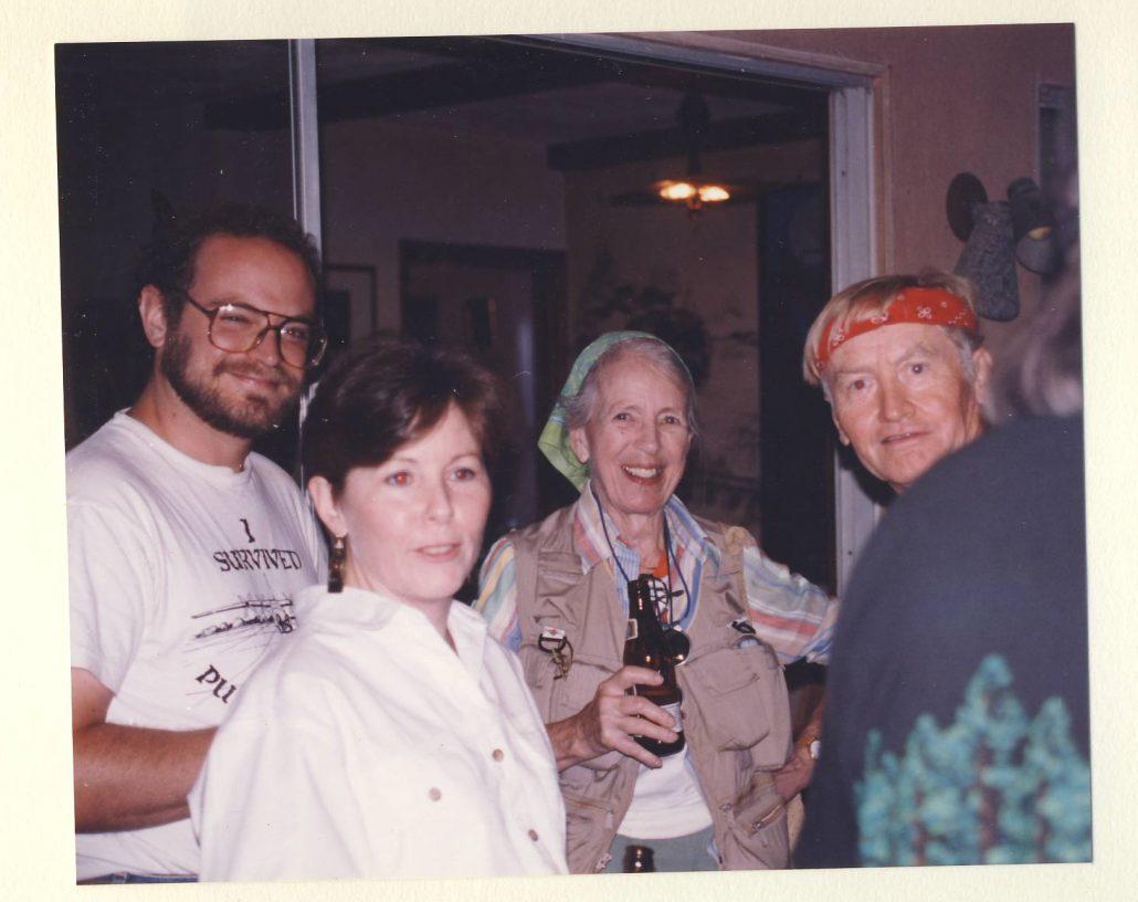 1992. Mildred et autres à Los Angeles. Sharon Belkin - Cultea