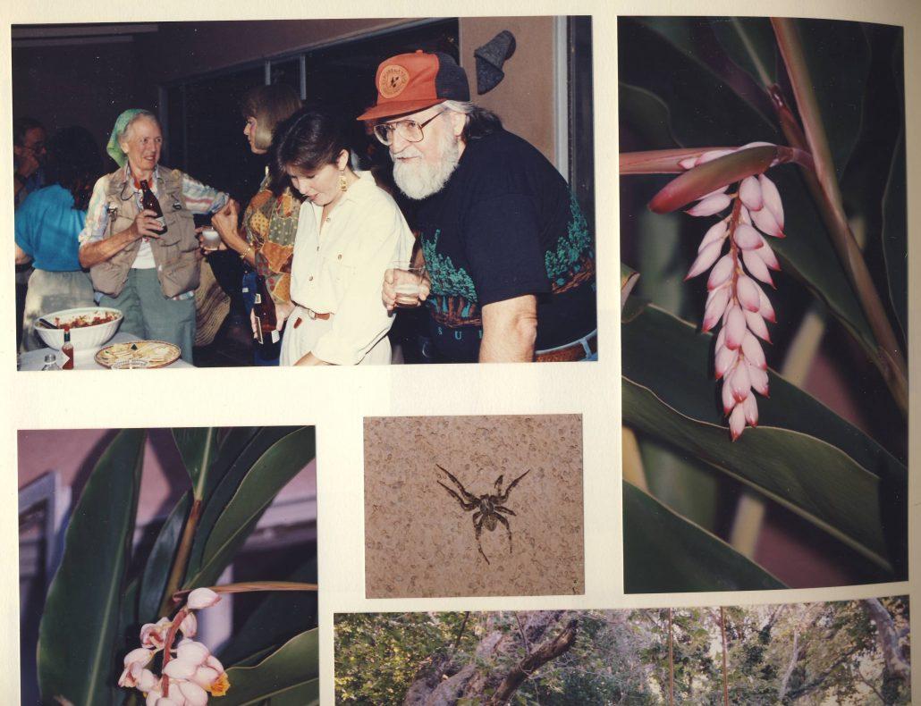 1992. Mildred Esther Mathias et autres à Los Angeles. Sharon Belkin - Cultea