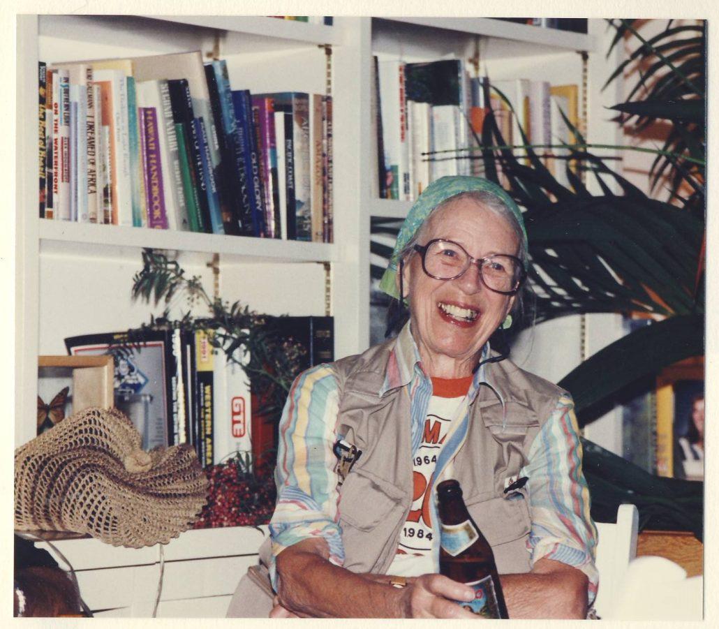 1992. Dr Mathias à Los Angeles. Sharon Belkin - Cultea