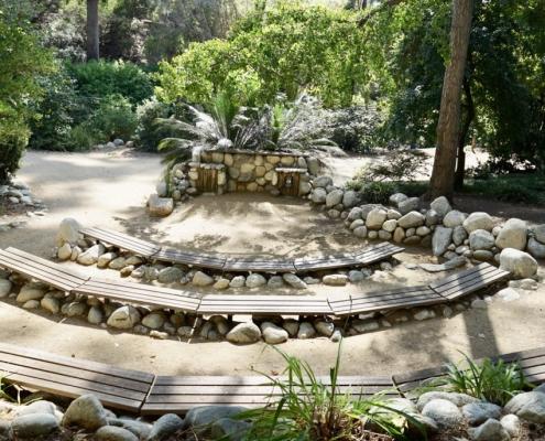 The Nest Outdoor Amphitheater