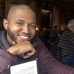 Gerald Higginbotham : 3rd year doctoral candidate