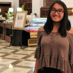 Marjorie Llanera : 4th year Psychology major and minor in Asian American Studies