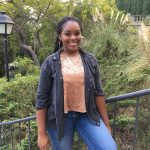 Amber Barnes : 3rd year Psychology major and African American Studies minor