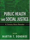 Public Health and Social Justice Book Cover