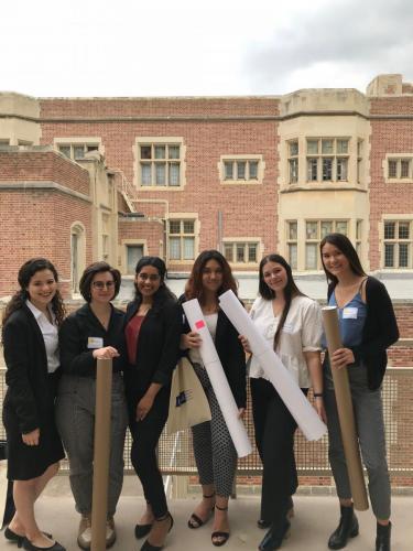 SAND Lab RAs at PURC 2019