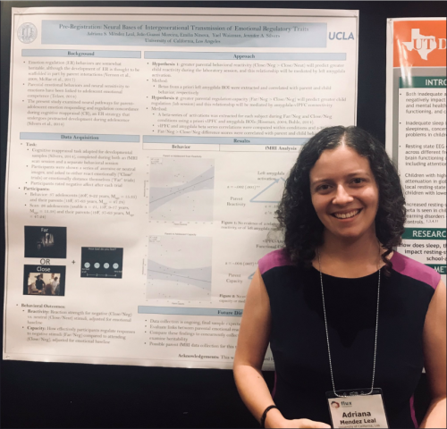 Adriana Mendez-Leal Presenting at Flux Congress 2019