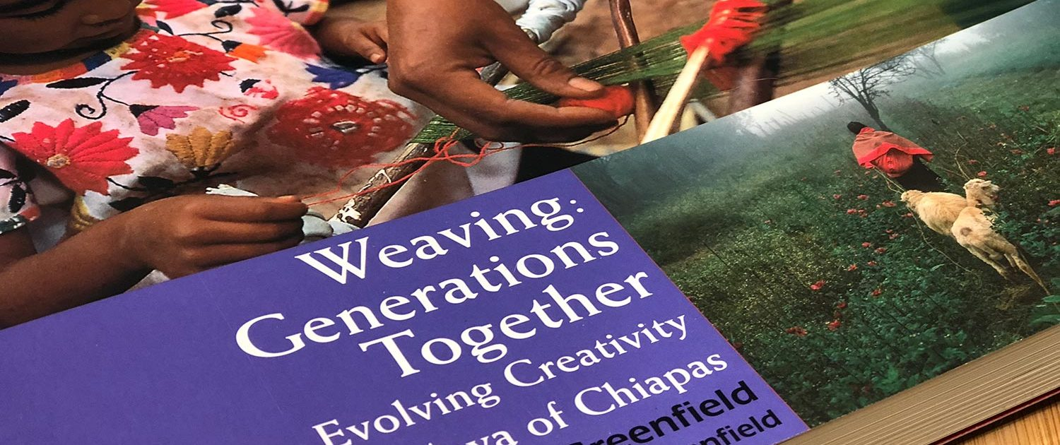 Weaving Generations Together Book