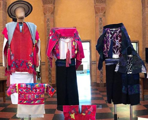 Weaving Generations Together Exhibit Details