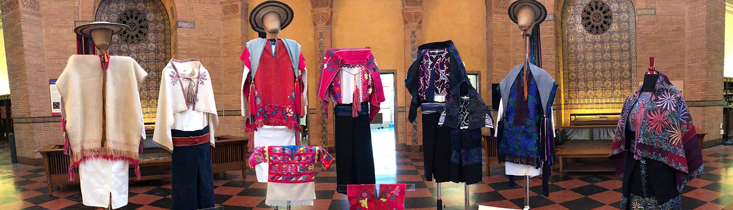 Weaving Generations Together Exhibit Details