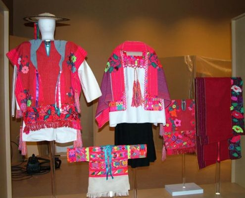 Weaving Generations Together Exhibit Section 1