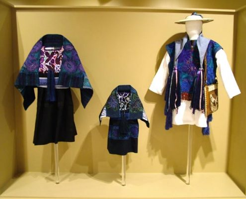 Weaving Generations Together Exhibit - Section 1