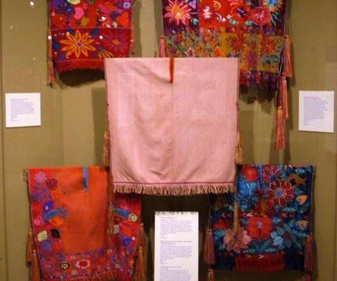 Weaving Generations Together Exhibit - Section 3